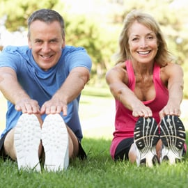 Exercising Again after the Heel Pain of Plantar Fasciitis